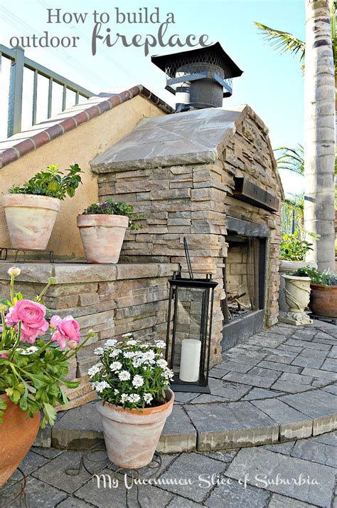 how to make a outdoor fireplace hometalk how to make an outdoor fireplace