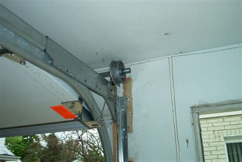 Low Overhead Garage Door Low Headroom Garage Doors With Tracks Dan S Garage Door