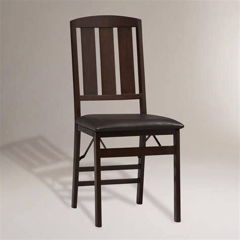 world market dining room chairs ashland folding dining chairs set of 2 world market