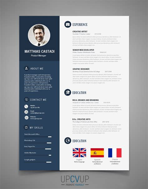 cv format word en ligne cv format word en ligne images certificate design and