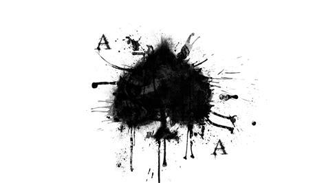 ace  spades wallpaper hd wallpapersafari