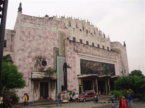 decoart philippines the manila metropolitan theatre or met is an art deco