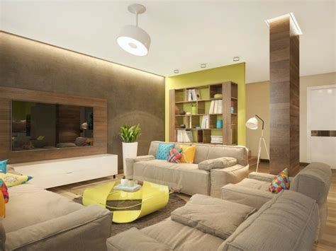 wandbeleuchtung wohnzimmer indirekte beleuchtung f 252 rs wohnzimmer 60 ideen