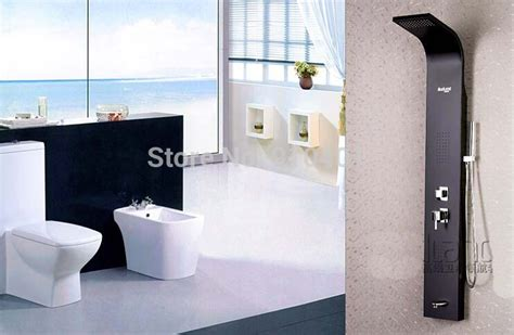 bathroom retail wholesale and retail promotion black bathroom rain shower
