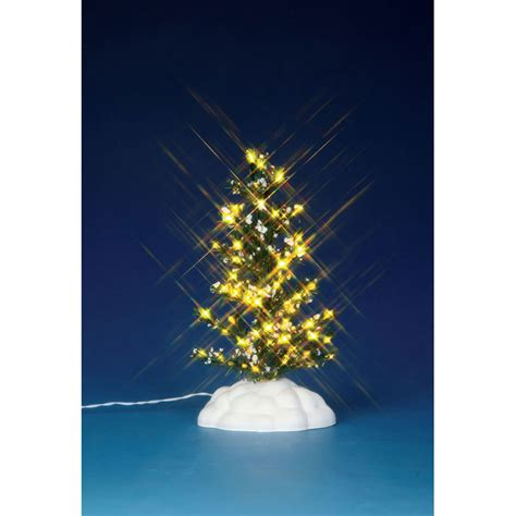 lemax lights lemax clear lighted pine tree medium accessory 44786 bosworths shop
