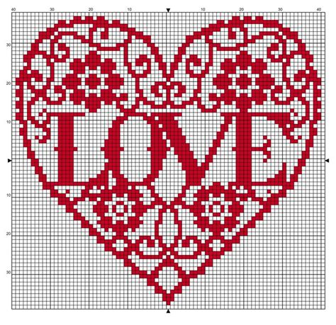 love pattern pinterest 252 best images about cross stitch and embroidery on