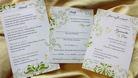 Wedding Invitations Inserts by Wedding Invitation Insert Sunshinebizsolutions