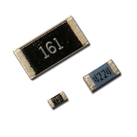 resistor smd   ohm  rdd technologies