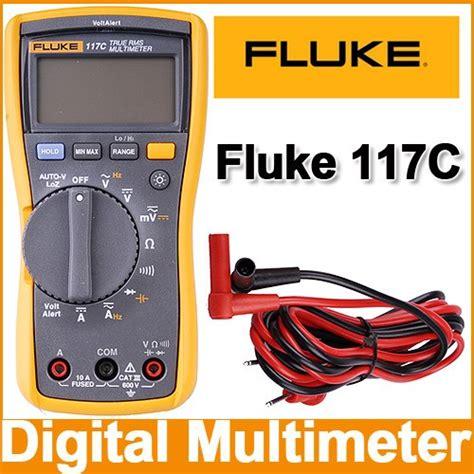 Digital Multimeter Fluke 117 fluke 117c digital multimeter