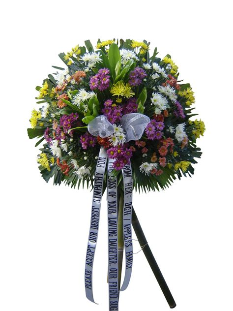 Funeral Flowers Delivery by Flower Delivery Philippines Funeral Flowers Philippines
