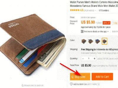 aliexpress gratis ongkir tutorial lengkap beli barang dari luar negeri di