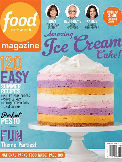 food network magazine hearst