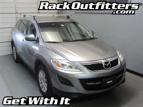2011 Mazda Cx 9 Roof Rack rack outfitters new mazda cx 9 thule rapid podium