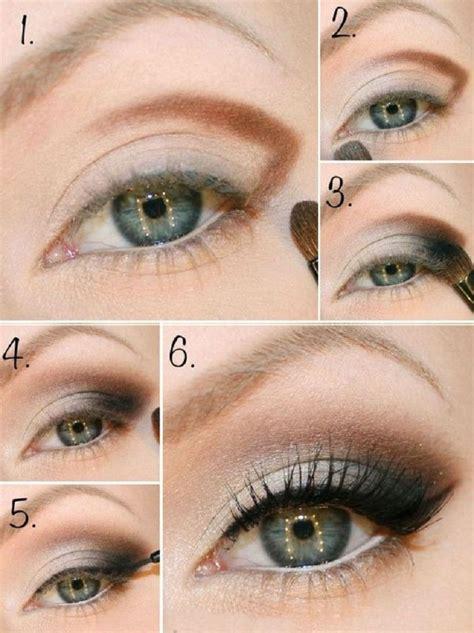 tutorial eyeshadow brown brown eyeshadow tutorials for a more seductive look