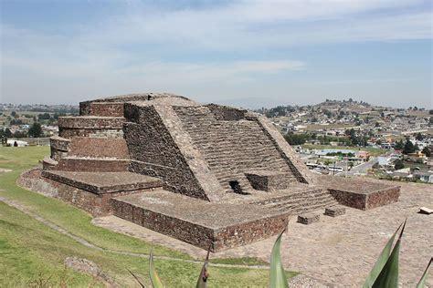 imagenes arquitectura azteca calixtlahuaca wikipedia