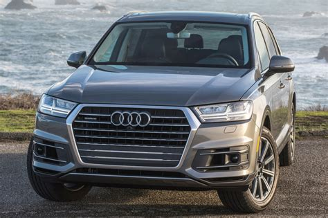 audi q7 2017 audi q7 3 0t prestige quattro market value what s