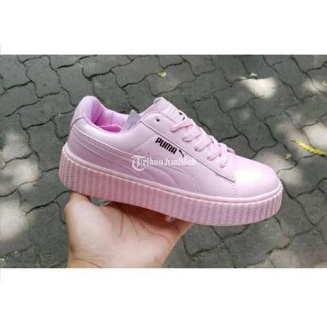 Harga Rihanna Shoes sepatu sneakers terbaru fenty rihanna limited