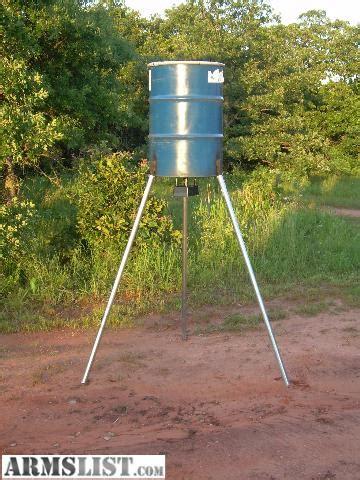 armslist for sale deer feeders