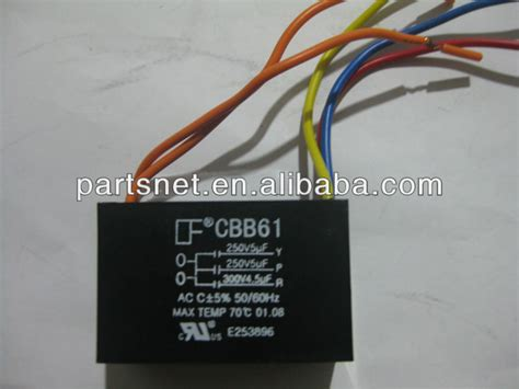 ceiling fan run capacitor ac ceiling fan capacitor cbb61 ceiling fan capacitor