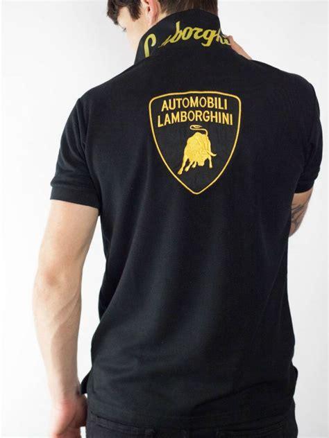 Lamborghini Shirt Shop Lamborghini Polo Shirt Smart Mens Wear Clothing Depot