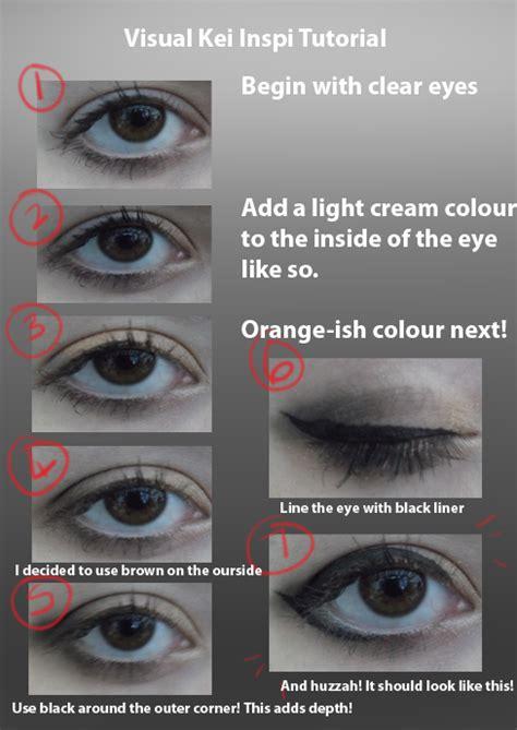 tutorial makeup visual kei visual kei makeup tutorial by seikouchan on deviantart