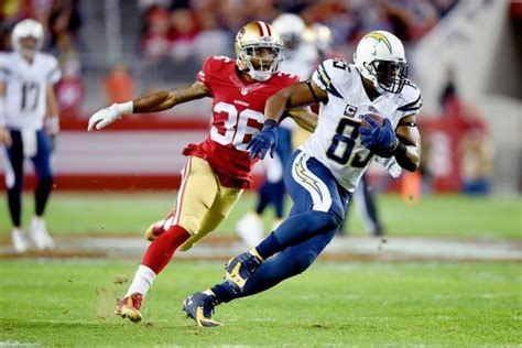 chargers 49ers chargers vs 49ers previewing san francisco s week 4
