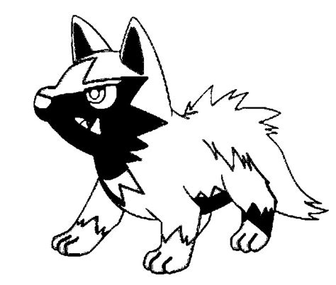 pokemon coloring pages poochyena coloring pages pokemon poochyena drawings pokemon