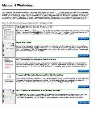 Manual J Worksheet by Manual J Worksheet Photos Getadating