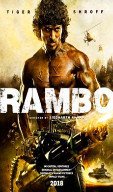 rambo film web rambo bollywood movie trailer review stills