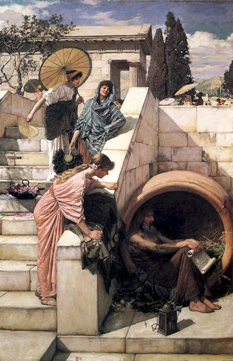 Diogenes L by The Master And Margarita Satire