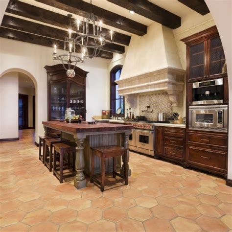 Spanish Style Kitchen Cabinets spanish style kitchen home design and decor reviews
