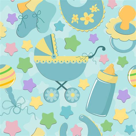 baby layout vector baby theme background vector material free download web