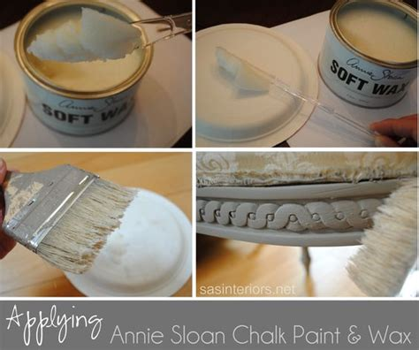 chalk paint and wax tutorial tips on how to apply sloan chalk paint and wax