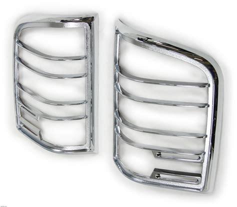 chevy silverado tail light covers putco chrome tail light covers for chevy silverado putco