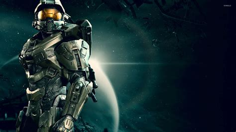 wallpaper game halo halo the master chief collection wallpaper game