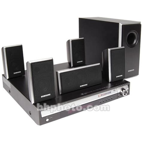 samsung ht q40 home theater system htq40 b h photo