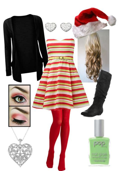 images casual xmas party attire polyvore casual match