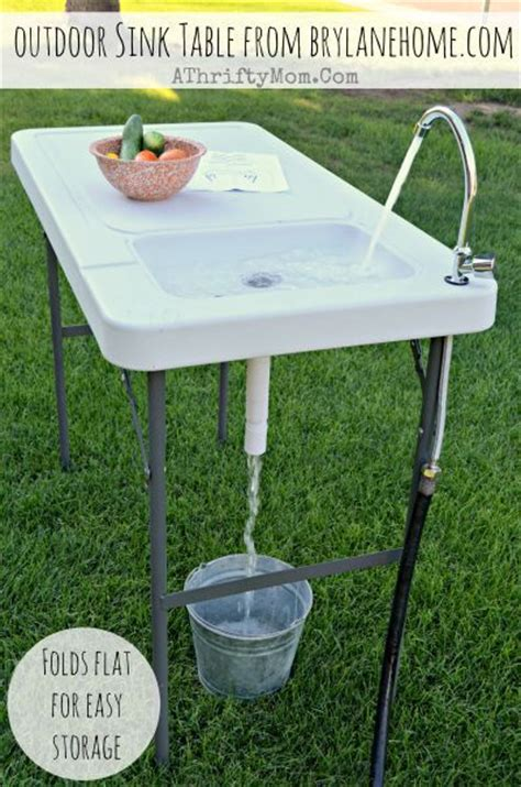 diy outdoor sink station 25 best ideas about outdoor sinks on outdoor