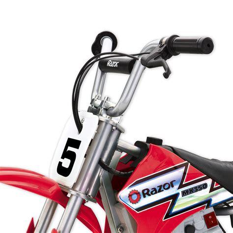 razor mx350 dirt rocket electric motocross bike razor mx350 dirt rocket 24v electric toy motocross