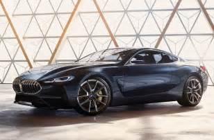 8 Series Bmw Bmw Concept 8 Series Look Motor Trend