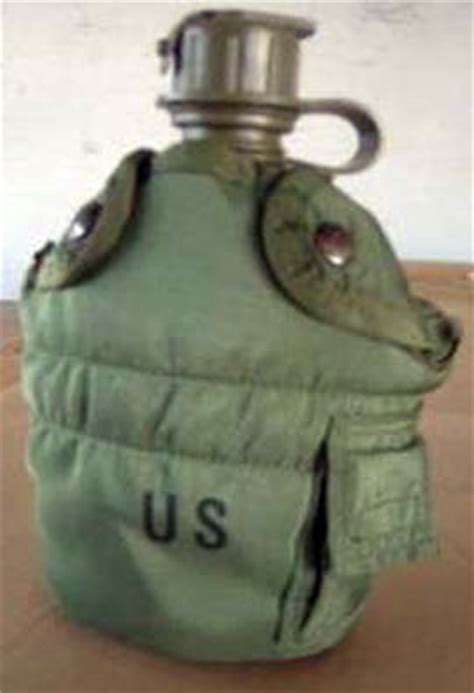 military nylon canteen carrier