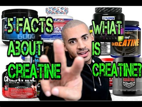 creatine makes you 5 facts about creatine what is creatine does creatine