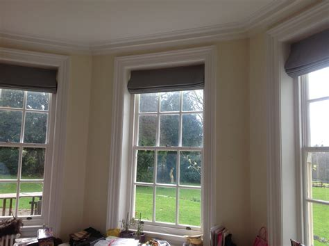 Curtain Rods For Inside Window Frame Window Treatments Custom Interiors By Morag
