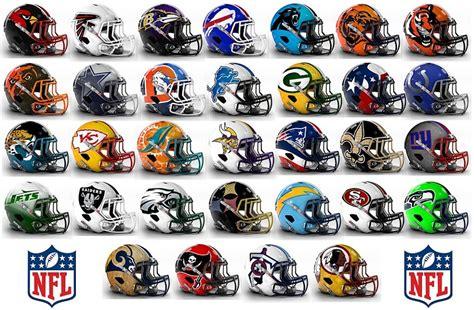 Nfl Helmet Design Changes | fan made alternate nfl helmets give you something to