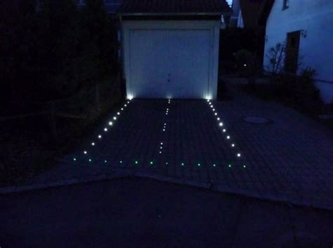 lighting up a runway into the garage hackaday
