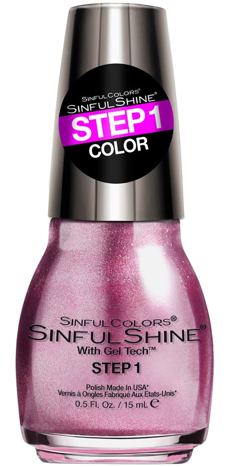 sinful colors fall in shine collection by sinfulcolors