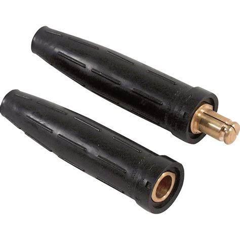 Hobart Welding Cable Connector For No 4 To No 1 Cable