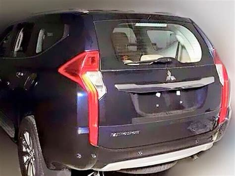 All New Pajero Sport List Kaca Belakang Jsl Rear Window Trim Bokong All New Pajero Sport Menebar Ancaman Mobil123 Portal Mobil Baru No1 Di Indonesia