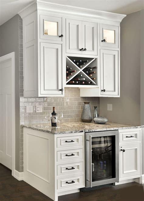 custom beverage center   wine rack  small
