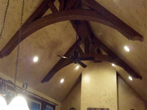 Ceiling Beams Faux by Roofing How To Install Faux Ceiling Beams Ceiling